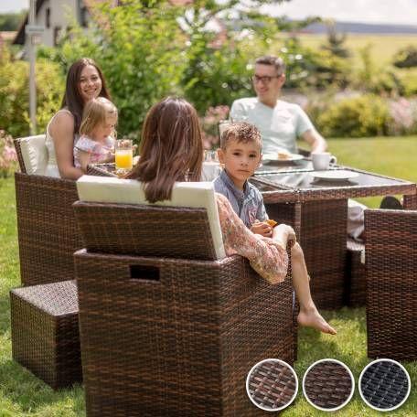 Pin Auf Tectake Garden Furniture