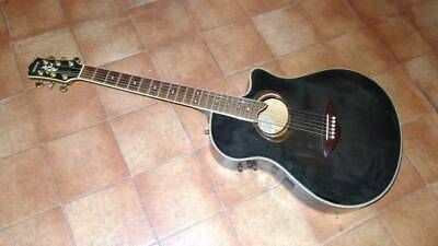 Used Yamaha Apx 36dst Blb Acoustic Guitars From Japan Guitar Acoustic Guitar Acoustic