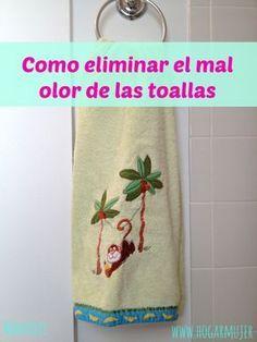 Toallas Eliminar Mal Olor Como Lavar Las Toallas Trucos De Limpieza Lavar Toallas