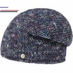 LIERYS Multicolour Mohair Long Beanie Strickmütze Mütze Wintermütze
