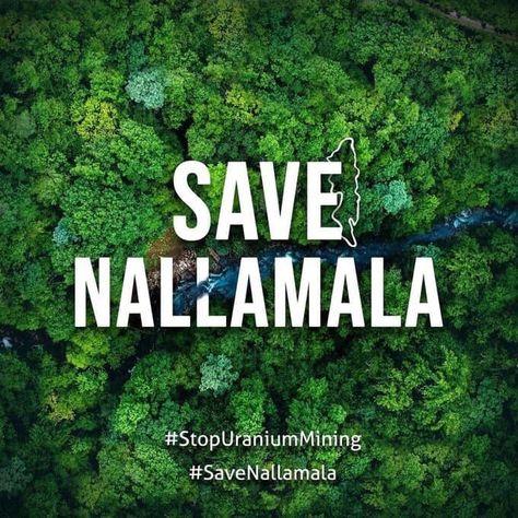 Save Nallamala Forest From Uranium Mining