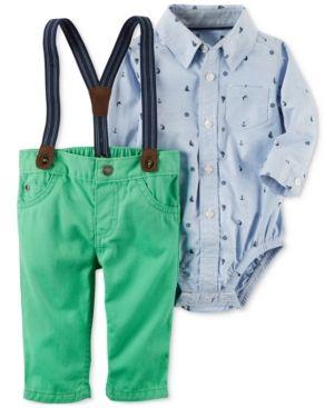 Newmao Infant Girl Easter T Shirt Tops Bunny Suspender Skirt Overalls Summer Clothes Set