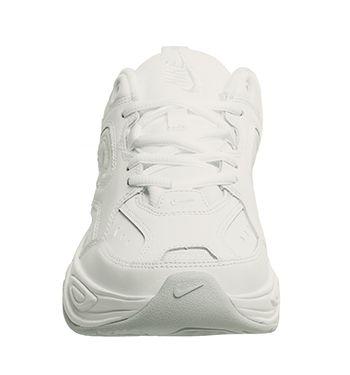 Nike M2k Tekno Trainers White Pure Platinum F - Hers ...