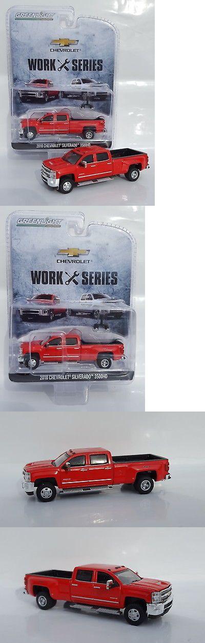 1:64 GreenLight *HOBBY EX* 2015 Chevrolet Silverado FDNY Fire Truck *NIP*