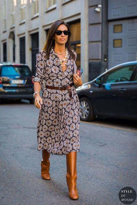 #volpicella #viviana #street #monde #style #milan #ss #duMilan SS 2018 Street Style: Viviana Volpicella (STYLE DU MONDE) -