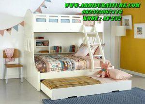 Kasur Tingkat Anak 3 Susun Tempat Tidur Tingkat Ranjang Tingkat Tempat Tidur Loteng