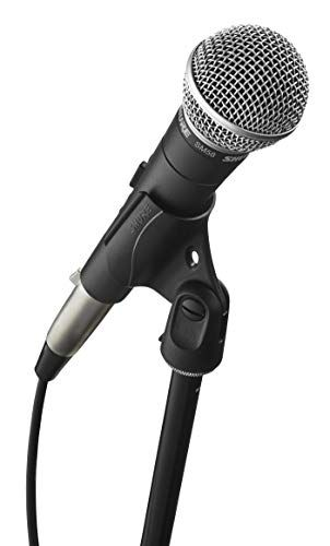 Shure Stage Performance Kit With Sm58 Microphone Instrumentstogo Com Microphone Mic Performance