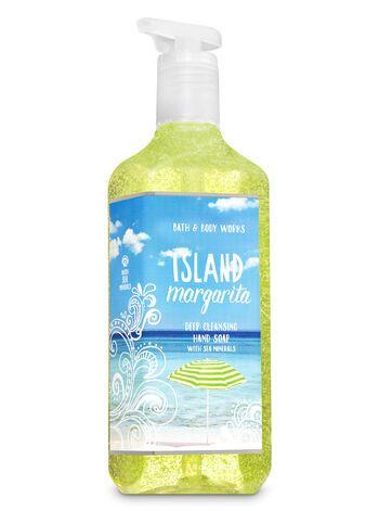 Island Margarita Deep Cleansing Hand Soap Bath Body Works