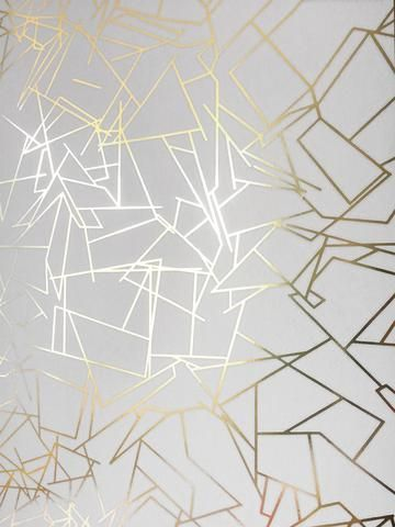 Angles Gold Cream White And Gold Wallpaper Wallpaper Accent Wall Textured Wallpaper