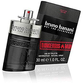 Bruno Banani Dangerous Man Eau De Toilette Natural Spray Unwiderstehlich Aufregendes Herren Parfum 1er Pack 1 X 30ml Eau De Toilette Parfum Spray