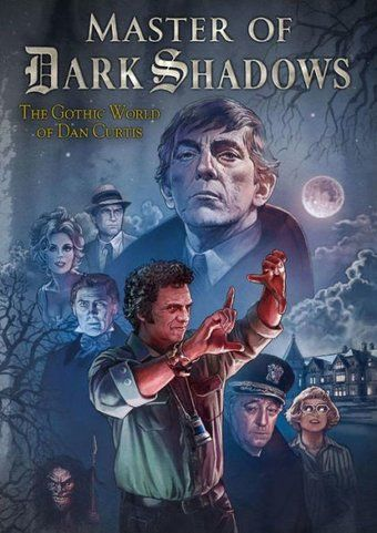 Master Of Dark Shadows Dark Shadows Movie Shadow Documentaries