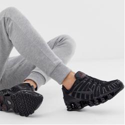 Herrensneaker & Herrenturnschuhe   Nike shox, Schwarze
