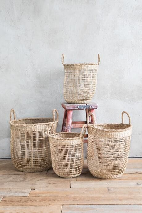 Perfect For Toys Blankets Or Even A Cute Laundry Basket Baskets