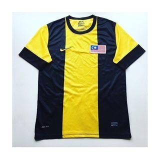 Malaysia 13 Link In Bio Malaysia Nike Nikefootball Football Footballshirt Soccer Soccerjers Vintage Football Shirts Football Shirts Nike Football