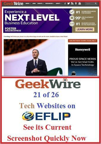 Eflip.com - INSTANTLY flip through the CURRENT FRONT web-pages of the BEST 420 websites, UPDATED every HOUR/DAY