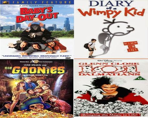 Top 100 Best Kids Movies Of All Time Non Animated Best Kid