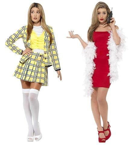 Cher Horowitz Clueless 90s Movie Costumes Clueless Costume 90s Fancy Dress Movie Fancy Dress