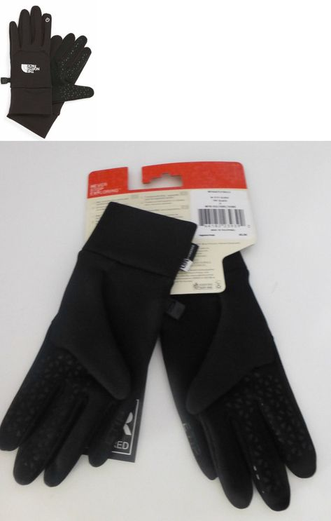 8952199acc990 Gloves and Mittens 169278: $45 The North Face Women Etip Gloves Tnf Black  Mtn Culture Outdoor Size L New -> BUY IT NOW ONLY: $26.99 on eBay!