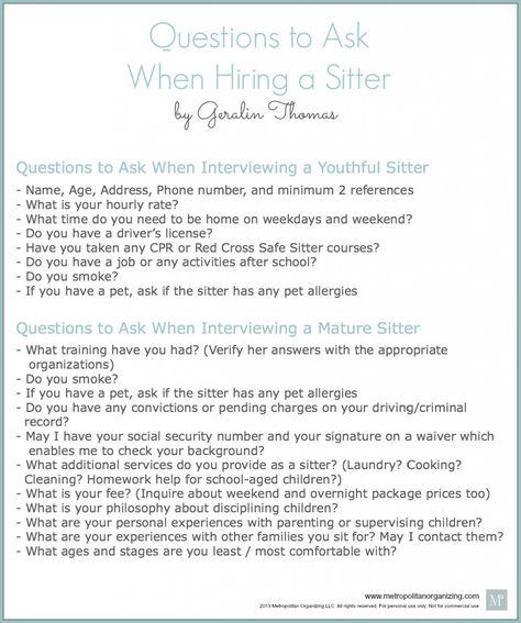 Interview de Julien Arruti pour Babysitting Babysitting and Father - babysitting job description