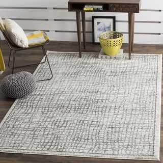 Safavieh Adirondack Vintage Silver Ivory Rug 10 X 10 Square Ivory Rug Silver Rug Colorful Rugs