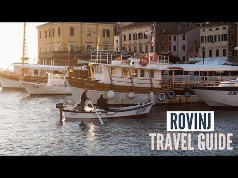 Rovinj Croatia Travel Guide Things To Do Eat And Tips Youtube In 2020 Croatia Travel Guide Croatia Travel Rovinj Croatia