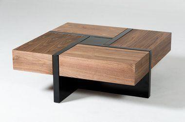 Handwerk Und Mobeldesign Sperrholz Mobel Black Square Coffee