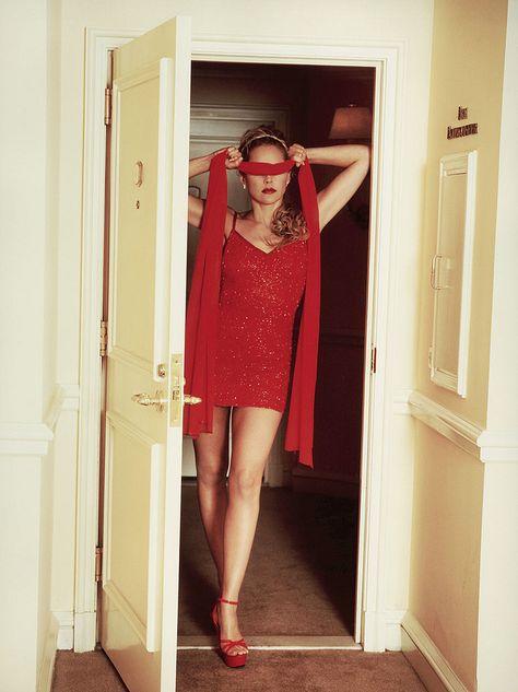 Sharon Stone photographed by Nancy Ellison