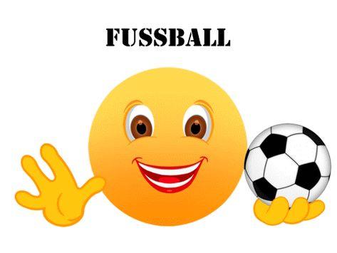 Smiley Fussball Fussball Spruche Fussball Und Lustige