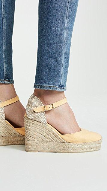 7383abc90e7 Carol Wedge Espadrilles in 2019 | Shoes | Espadrilles, Castaner ...