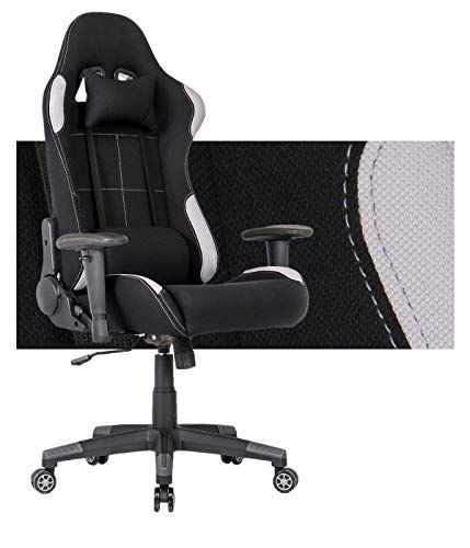 Chaise Gaming Siege Gaming Siege Gamer Bureau Gaming Fauteuil Gaming Inclinable A 180 Coussin Pour Tete Et Lombaire Ac Chaise Gaming Siege Gaming Bureau Gaming