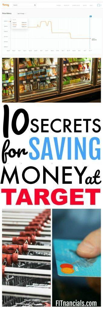 10 Secrets I Use To Save Money At Target