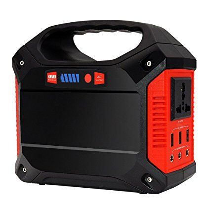 Portable Generator Power Inverter 42000mah 155wh Rechargeable Battery Pack Emergency Power Supply For Portable Solar Generator Emergency Power Solar Generator