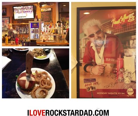 Rock Star Dad was Here...Pawley's Front Porch. Best burgers in Columbia. www.iloverockstardad.com