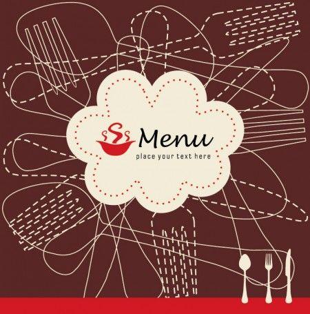 Exquisite trend of card 4 450x455 カフェ&レストランのメニュー作りに役立つかもしれない素材集(EPS・ワード)   Free Style