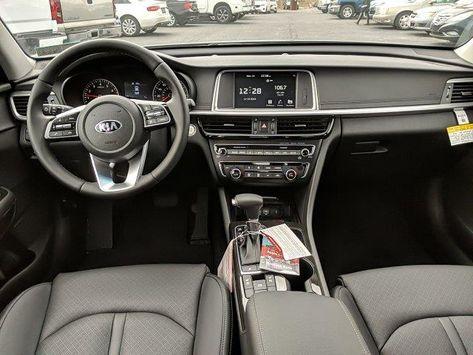 2020 Kia Optima Ex Premium Kia Optima Hamburg Car Seats