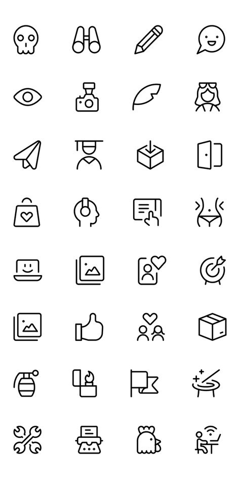 The world's largest icon library