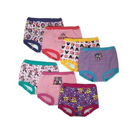 Cotton Training Pants 4 Pack Padded Toddler Potty Training Underwear for Boys 5T