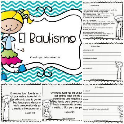 Anuncio Del Nacimiento De Juan El Bautista Para Niños