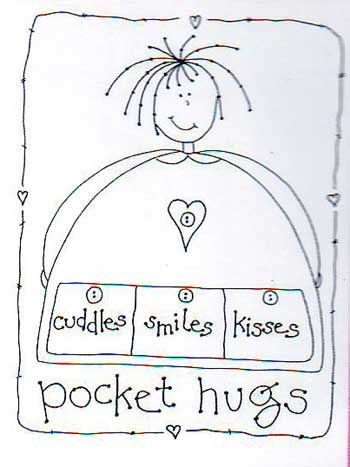 Hugs N Kisses Tempters - Pocket Hugs