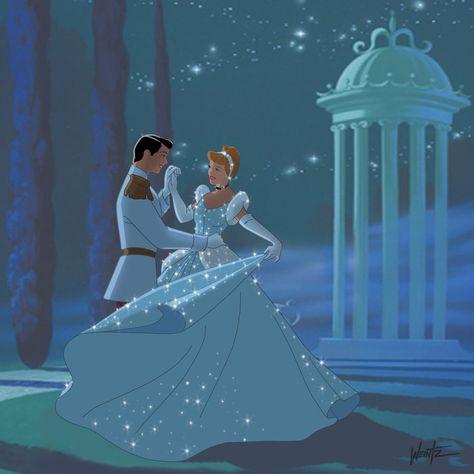 Cinderella - So This is Love CloseUp by *snowsowhite on deviantART