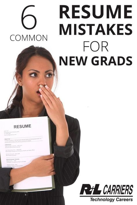 If you are new to resume writing it is important you avoid these - common resume mistakes