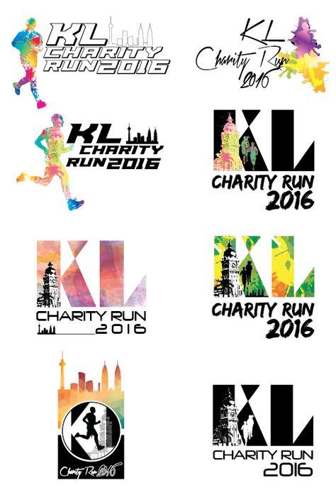 Logo Proposal - KL Charity Run Marketing Pinterest Proposals - charity proposal