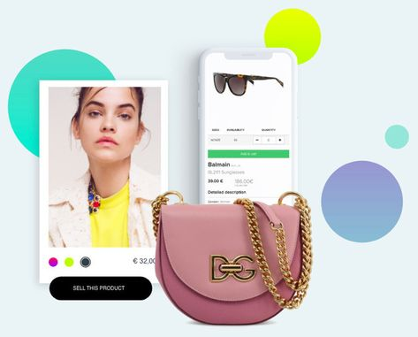 Start selling designer clothing and accessories on your e-commerce or marketplace without inventory. You sell, we ship products to your customer.