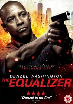 The Equalizer 2014 Brrip 720p Dual Audio Hindi English Equalizer Movie Denzel Washington Film Dvd