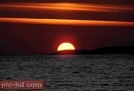 صور وقت غروب الشمس خلفيات لغروب الشمس Celestial Outdoor Pics