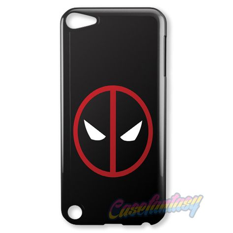 sports shoes a18ff f943f Deadpool Marvel Comics iPod Touch 5 Case   casefantasy   Products ...