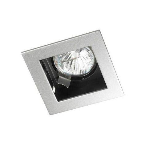 SLVAltra Dice Strahler Spot Aufbaustrahler Aluminium Diele GU10