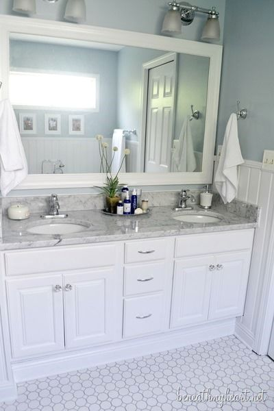 Bathroom Countertop Inspirations With Images Small Bathroom