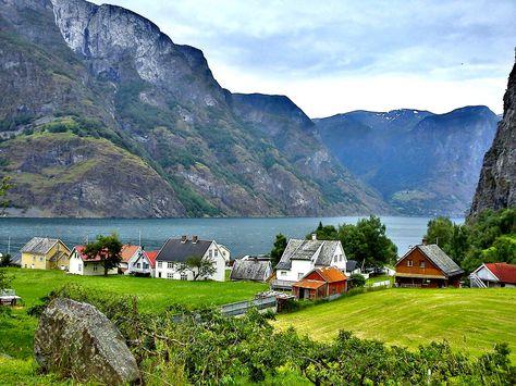 flickr #Undredal #Norway...