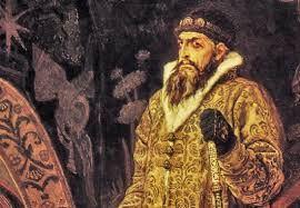 Ilk Rus Cari Korkunc Ivan Kimdir Tarih Komplo Painting Art